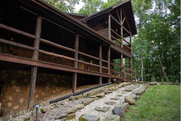 Bethel Ridge Retreat Hocking Hills Old Man S Cave Ohio