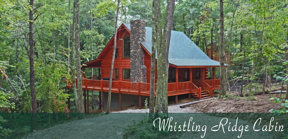 Whistling Ridge Cabin