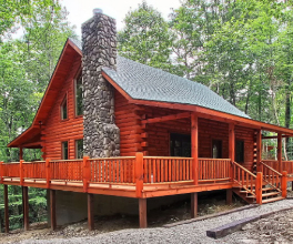 Whistling Ridge Cabin - Hocking Hills