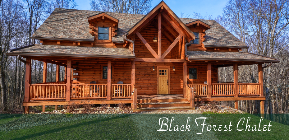 black forest cabin