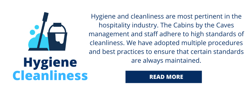 ad hygiene and cleanliness for cabin renters