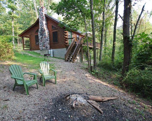 Firefly Cabin Hocking Hills Old Man S Cave Ohio
