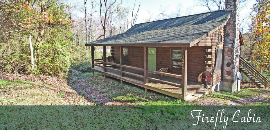Firefly Cabin in Hocking Hills