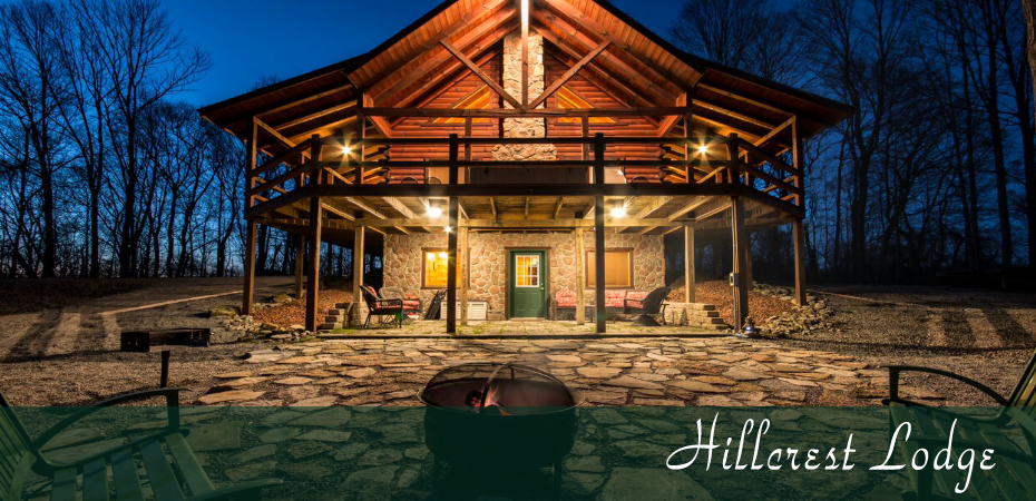 Hillcrest Lodge - Hocking Hills - Old Man's Cave