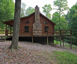The Hillside Cabin - Hocking Hills