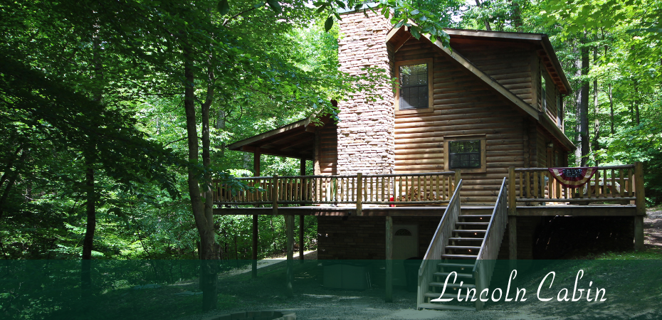 Pleasant Lincoln Cabin Hocking Hills Old Mans Cave Ohio Best Image Libraries Sapebelowcountryjoecom