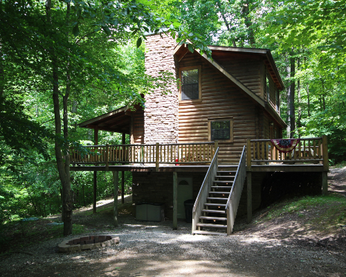 The Lincoln Cabin - Hocking Hills