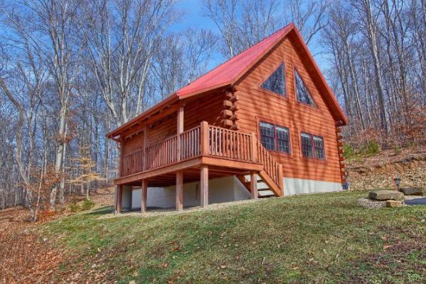 Ridgeback Cabin - Hocking Hills - Old Man's Cave - Ohio